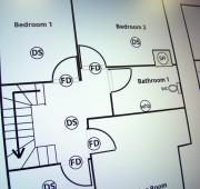 Floorplan HMO