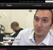 Damiano appears on Matt Alwright BBC1 show