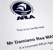 ARLA Member - Damiano
