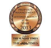 National Award for Lettings