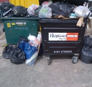 Overflowing Bins - Newcastle Council