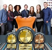 Heaton Property's award winners